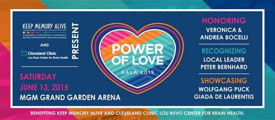 power of love 2015